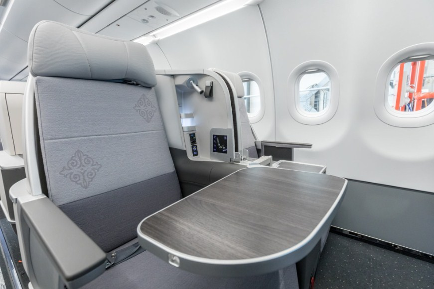 Air Astana Airbus A321LR