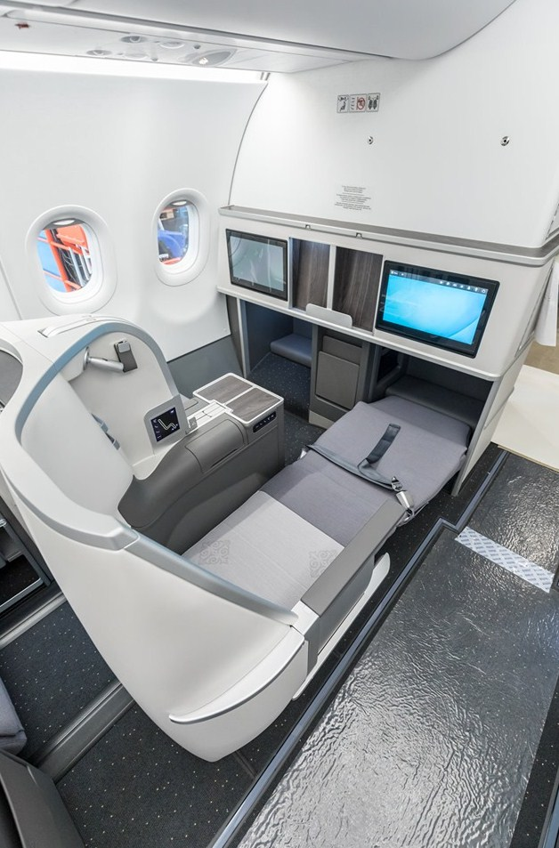 Бизнес-класс A321LR