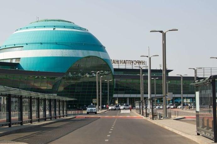 В аэропорту Нур-Султан временно перенесут рейсы