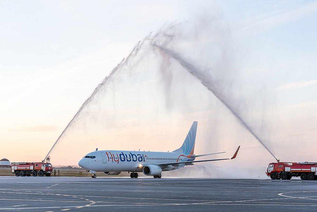 flydubai в Казахстане