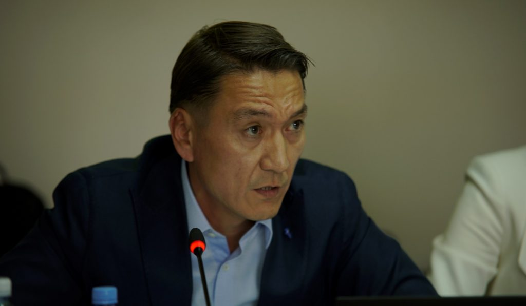 Аэропорт Алматы Абдул Кусаев