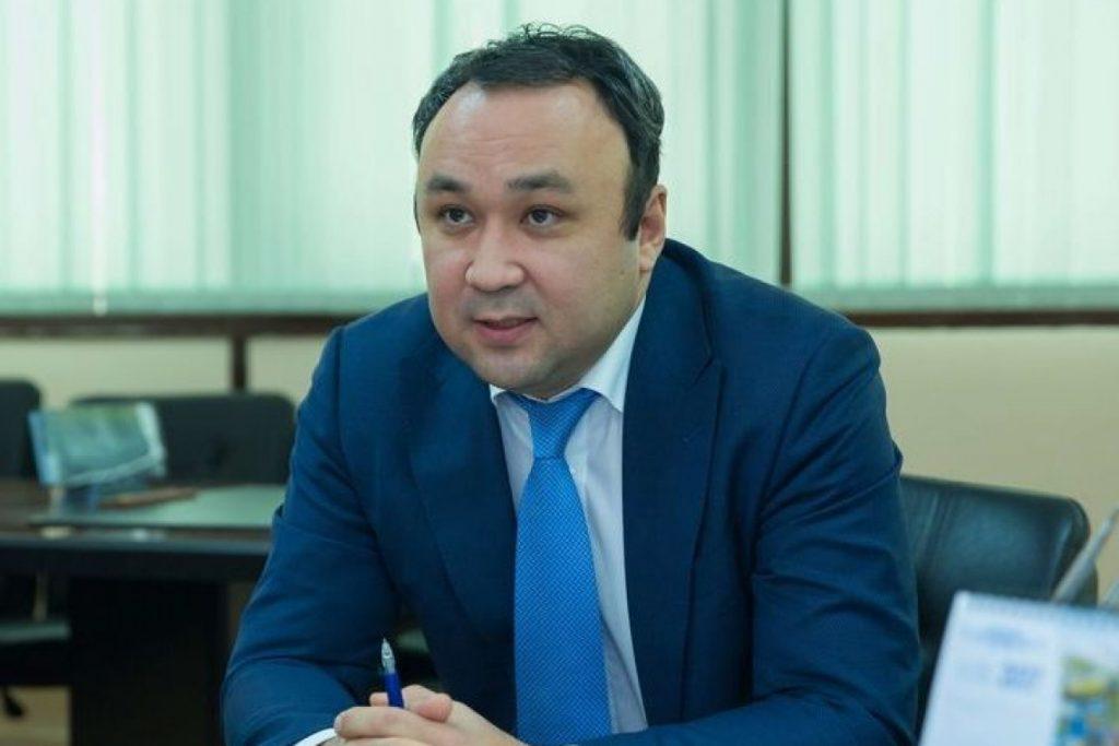 Председатель комитета по защите конкуренции Казахстана Рустам Ахметов
