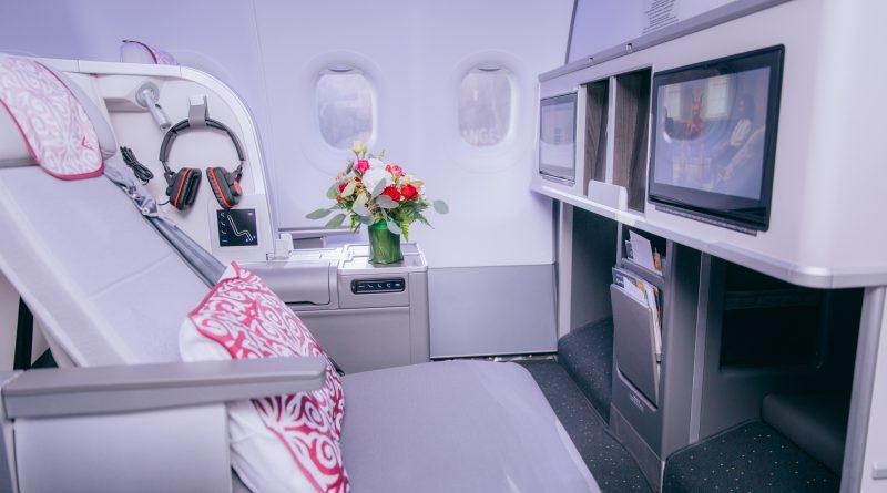Airbus A321LR Эйр Астаны