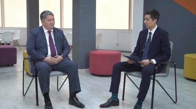 Интервью с Талгатом Ластаевым