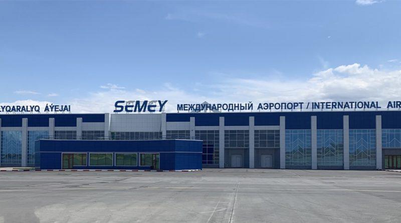 Пассажиропоток аэропорта Семей