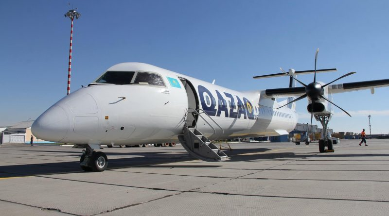 Распродажа билетов Qazaq Air