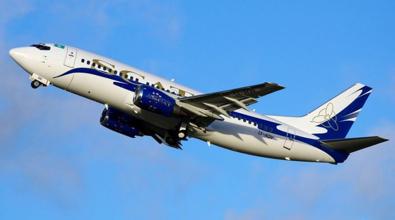 SCAT запускает прямое авиасообщение в Саудовскую Аравию
