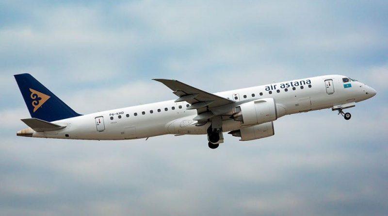 Air Astana распродает билеты на международные направления