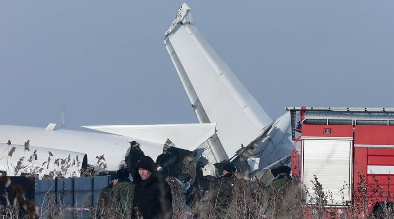 Авиакатастрофа BEK AIR. Ужасные кадры и рассказы пострадавших