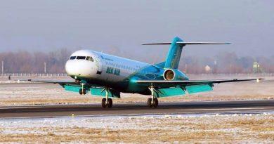 BEK AIR запускает дополнительный рейс