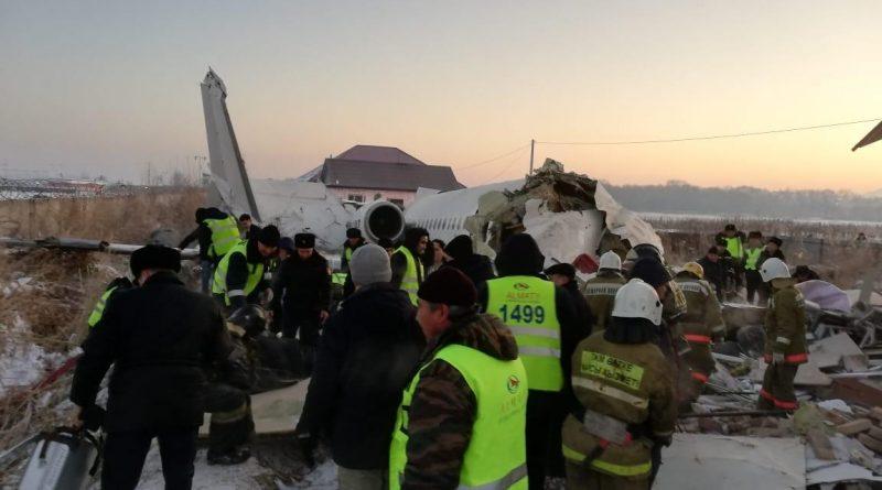 Казахстанцы уступили свои билеты для родных пострадавших в авиакатастрофе