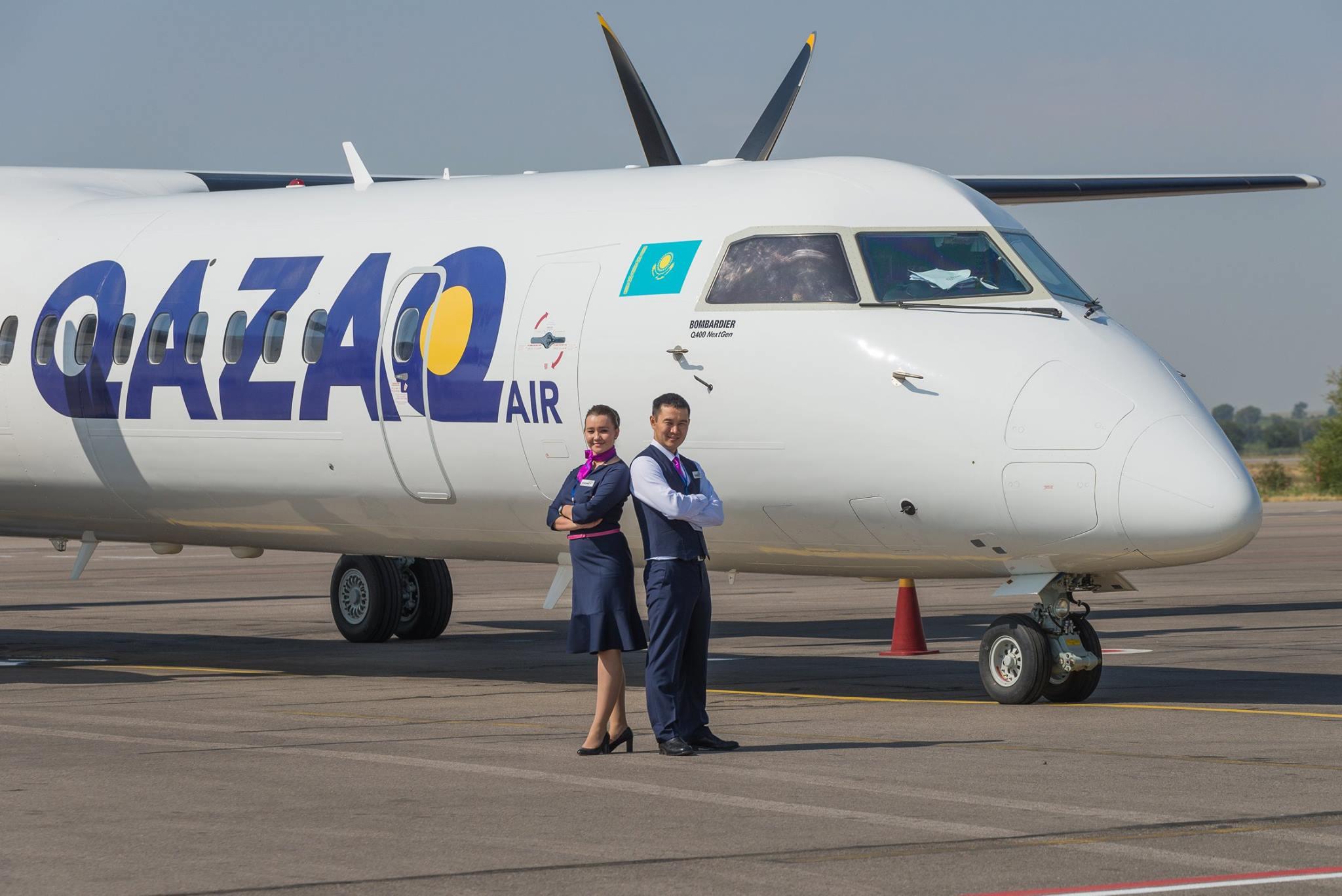 Qazaq Air запускает дополнительные рейсы