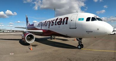 Распродажа билетов в Москву от FlyArystan