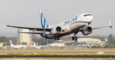 SCAT открывает новый рейс Нур-Султан – Сиань