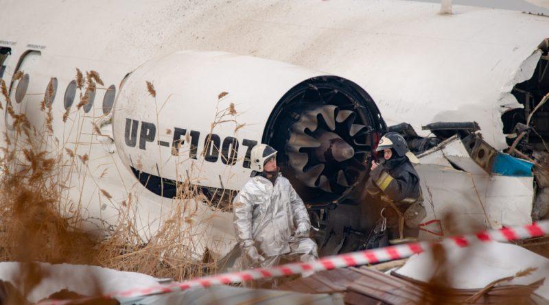 Три версии катастрофы самолета Bek Air
