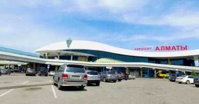 Итоги года Аэропорта Алматы