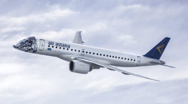 Air Astana распродает билеты в бизнес-классе
