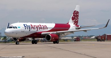 Акции FlyArystan