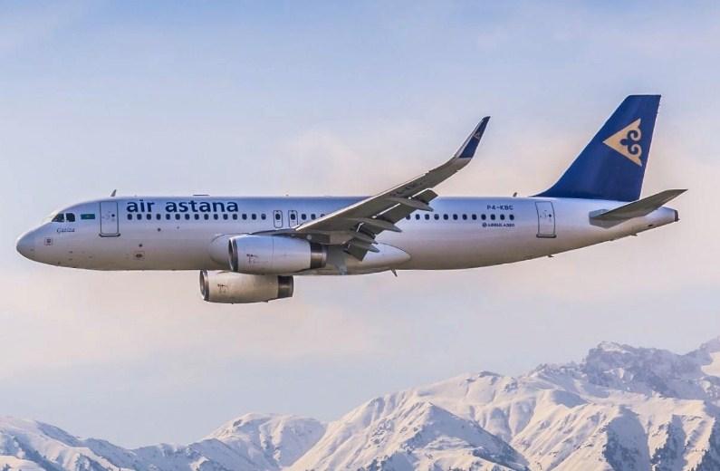 Авиакомпании Air Astana