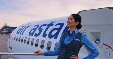 Итоги Air Astana за 2019 год