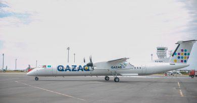Qazaq Air открывает новые субсидированные направления