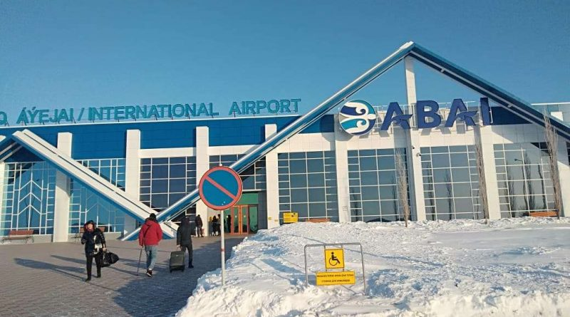 Аэропорт Семея имени Абая