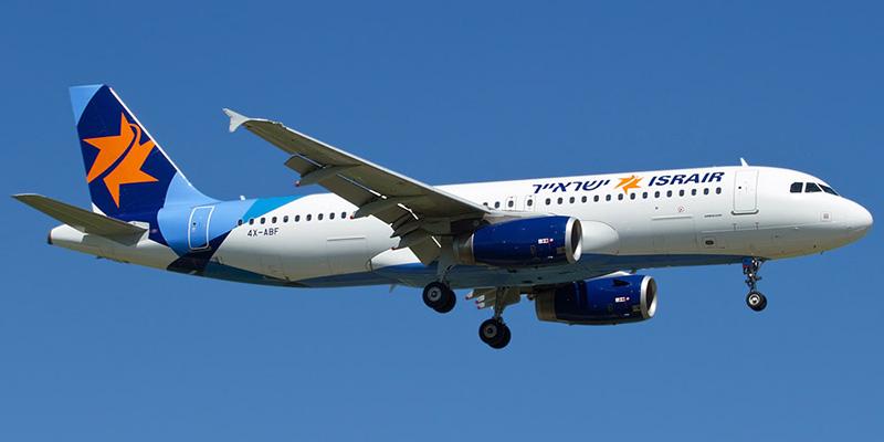 Israir откроет рейс Тель-Авив – Алматы