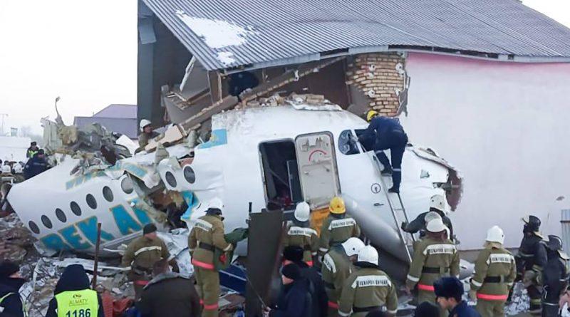 Родственникам погибших пассажиров самолета Bek Air не выплачивают страховки