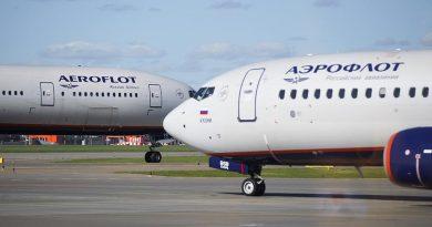 Аэрофлот из-за коронавируса приостанавливает полеты в Казахстан