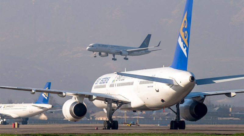 Air Astana меняет расписание из-за короновируса