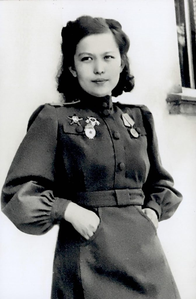Хиуаз Доспанова