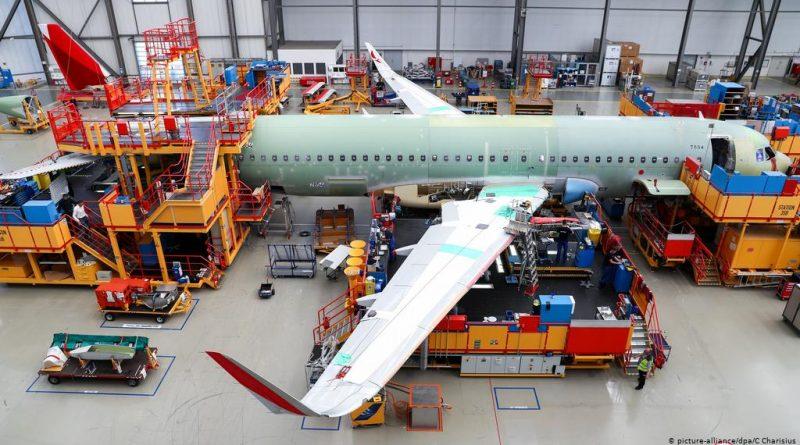 Как делают самолеты Airbus?