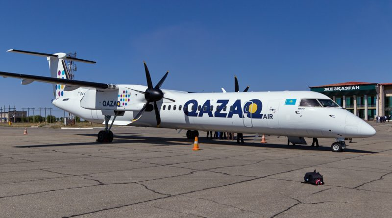 Qazaq Air отменила рейсы из-за коронавируса