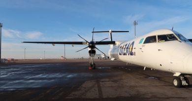 Qazaq Air продлевает отмену рейсов