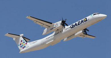 Qazaq Air с 1 мая начнет летать между Нур-Султаном и Алматы