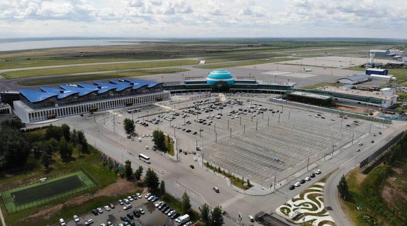 Столичный аэропорт получил новый код
