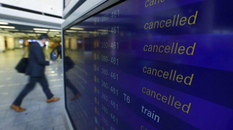 В Казахстане отменены международные рейсы