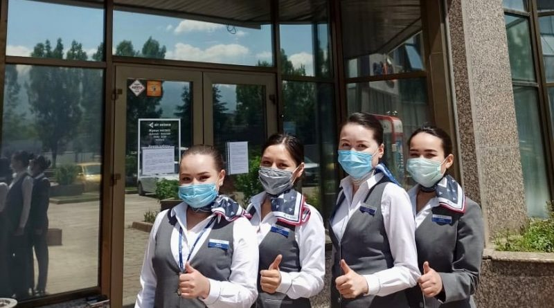 Air Astana открыла офисы после карантина