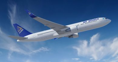 Air Astana возобновила полёты