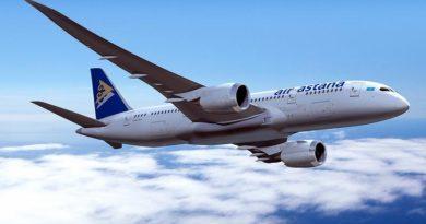 Air Astana возобновила рейсы в областные центры