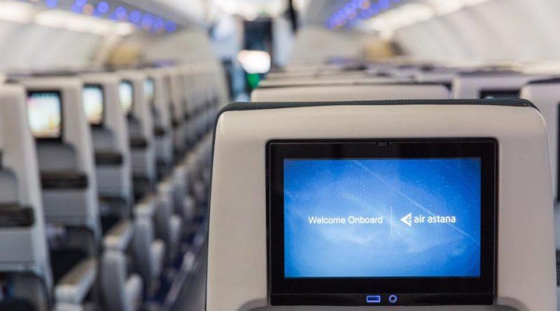 Air Astana открыла рейсы из Европы в Казахстан