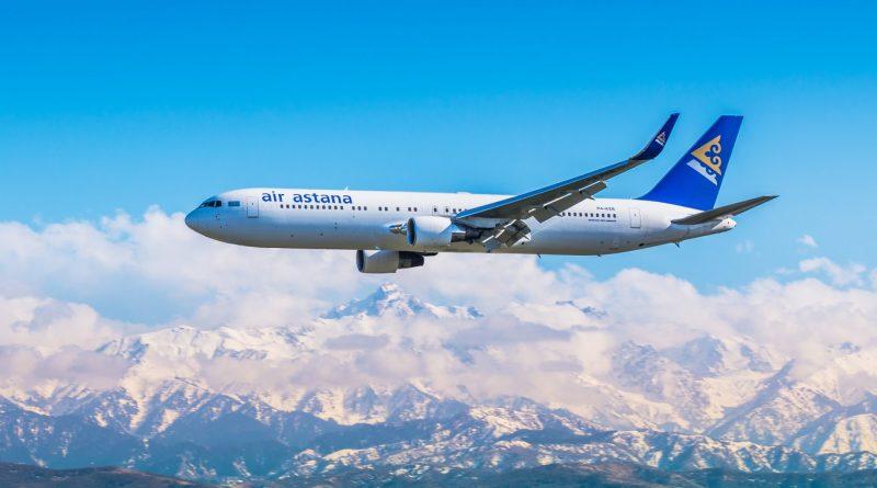 Air Astana запускает прямые рейсы между Алматы и Уральском