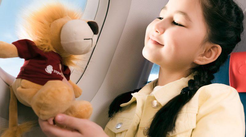 FlyArystan билеты для детей со скидкой