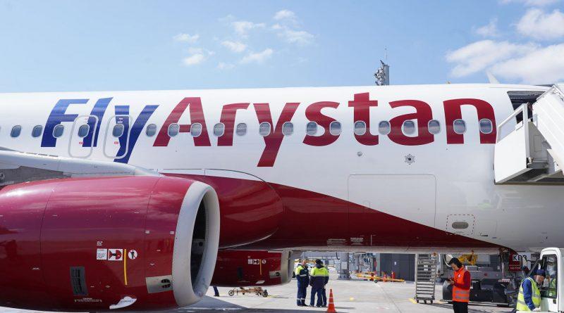 FlyArystan открывает новые маршруты из Шымкента