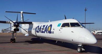 Qazaq Air запускает регулярные авиарейсы Алматы – Тараз