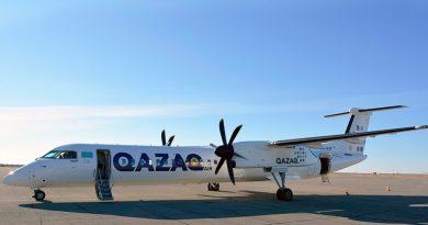Qazaq Air запустила 14 стыковочных рейсов по доступным ценам