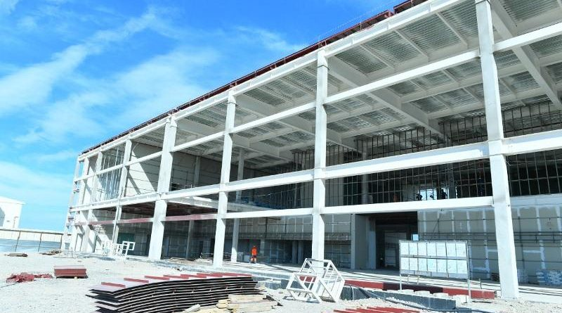 Аэропорт в Туркестане введут в эксплуатацию до конца 2020 года