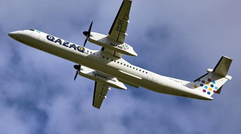 Qazaq Air сокращает рейсы из Алматы в Шымкент