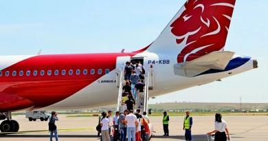 FlyArystan начинает полеты из Атырау