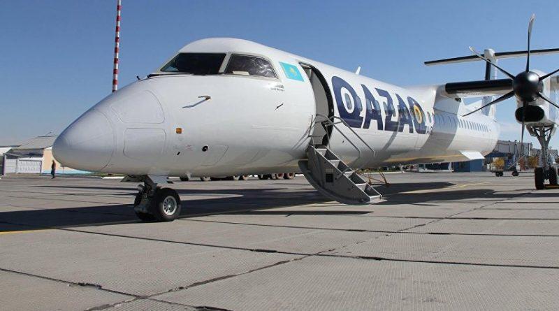 Qazaq Air увеличивает частоты полетов из Нур-Султана в Тараз